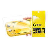 Vidrio Templado Para Nintendo Switch Lite, Macrotec