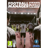 Football Manager 2019 Pc Futbol 19 + Online Steam Original