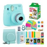 Camara Instax Mini9 + Estuche + 20 Fotos +album + Accesorios