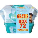 Toallitas Pampers 288 +box- Bebés Y Niños