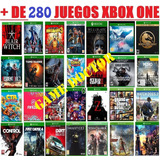 Juegos Xbox One Mega Pack Xl Xbox One + Modo Online