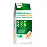 Natural Dog Adulto 22kg + 1/2 Kg Chips + 2 Pate