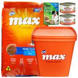 Comida Perro Adulto Max Selection 20 Kg + Regalo + Envío