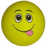 Pelota Inflable Diseño Sonrisa Juguete  - El Regalón