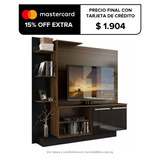 Rack Para Tv Estante Modular Led Lcd Mesa Living Mueble