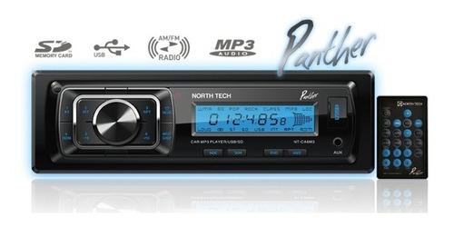 Radio Auto Multimedia Bluetooth Mp3 Desmontable Zonalaptop