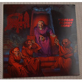 Death - Scream Bloody Gore ( L P Ed. Europea 2016)