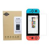Vidrio Protector Templado Nintendo Switch Calidad !