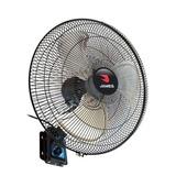 Ventilador Pared James Vwi200 Industrial Alta Velocidad Pcm