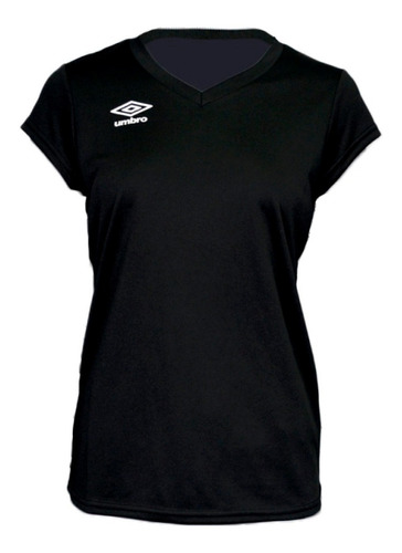 ddbaca8a0cc Camiseta Manga Corta De Dama Umbro Running Fitness
