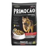 Comida Perro Primocao Original 7k + 1k + 2pate + Snacks
