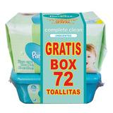 Toallitas Pampers Rn 288 +box- Bebés Y Niños