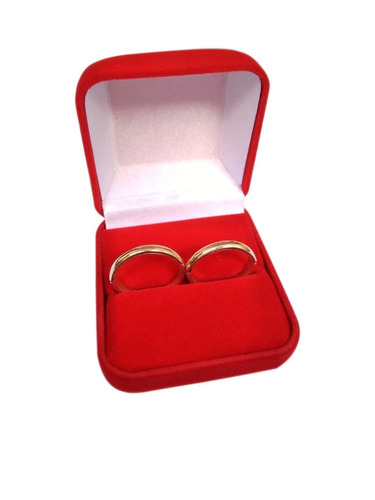 4f6aa14a674a Alianzas En Plata 925 Y Oro. Joyas . Anillo Boda Casamiento en venta ...