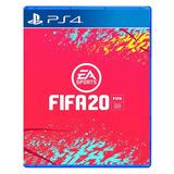 Fifa 20 Ps4 Digital Primaria Garantia De Por Vida Pre Order