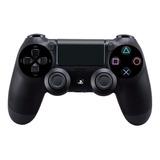 Joystick Original Sony Ps4 Play Station 4 Inalambrico Negro