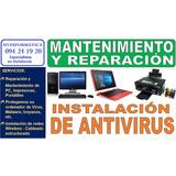 Reparación Y Servicio Tecnico Pc Notebook, Redes.