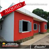 Alquilo Casa Comoda Zona Rural Progreso Bien Ubicada .