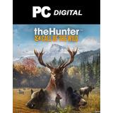 The Hunter Call Of The Wild Pc Español / Actualizado Digital