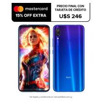 Xiaomi Redmi Note 7 6.3´ 64/4gb Cámara 48mp + Funda - P M