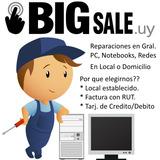 Tecnico Reparación Y Actualizacion De Pc, Notebooks, Redes