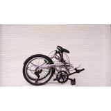 Bicicleta Plegable Aluminio Essenza 20%off