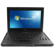 Mini Notebook Dell Dual Core 250gb Wifi Usb Windows 7 No Bat