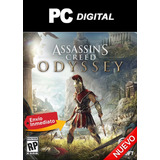 Assassins Creed Odyssey Pc Español + Dlc / Full Digital
