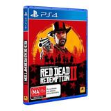Red Dead Redemption 2 Ps4 Fisico Sellado Easybuy