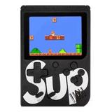 Consola Clásica Retro Family Tipo Gameboy A Batería Y Juegos