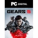 Gears 5 Pc Español / Edición Deluxe Digital Offline