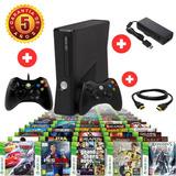 Xbox 360 3800 Juegos Pack 55+ 5 Eleccion