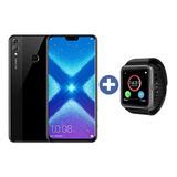 Huawei Y9 2019 64/3 4g + Funda + Smartwatch Gtia Oficial