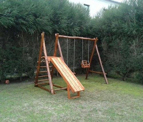 Juegos Para Niños De Jardin En Madera en venta en General ...
