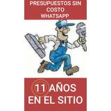 Sanitario Montevideo Urgencias Desobstrucción 24hs Whatsapp!