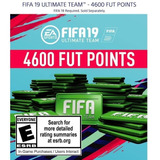 Fifa 19 4600 Fut Points Ultimate Team 2019 Pc Código Origin