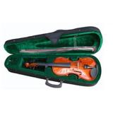 Violin Memphis 4/4 Estuche - Arco - Resina - 12 Pagos S/rec