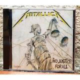 Metallica (and Justice.. Super Precio,  Nuevo Sellado.)