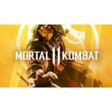 Mortal Kombat 11 Digital (código) / Pc Steam