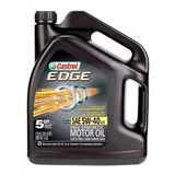 Aceite Sintético Edge Castrol 5w40 4.7 Litros + Regalo! Tyt