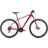 Bicicleta Cube Aim Aluminio Shimano 24 Vel Suntour Discos
