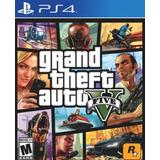 Juego Fisico Ps4 Gta 5 Grand Theft Auto V Original Y Sellado