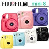 Camara Instantánea Fuji Instax Mini 8 Tipo Polaroid