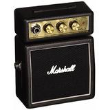 Amplificador Guitarra Marshall Ms2 Microamp Consultar Color