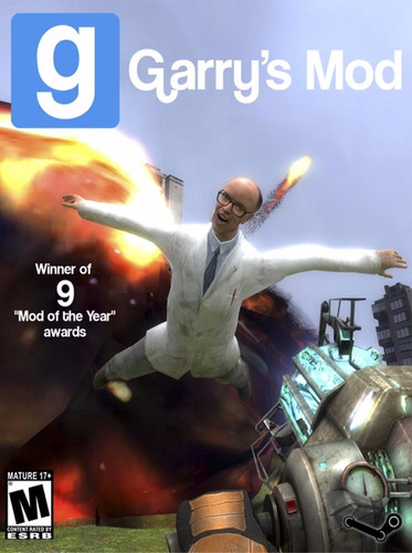 Garry's Mod Pc + Online Steam Original