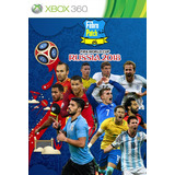 Pes 2018 World Cup Mundial Rusia Xbox 360 Fabropatch