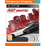 Need For Speed Most Wanted - Playstation 3 Nuevo Original