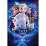 Frozen 2 (2019) Dvd, Digital O Full Hd