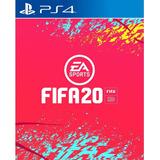 Fifa 20 2020 Digital Secu Original Playstation 4 Español