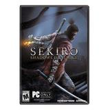 Sekiro Shadows Die Twice Digital (código) / Pc Steam