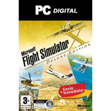Flight Simulator X Gold Edition Pc Español Digital Completo